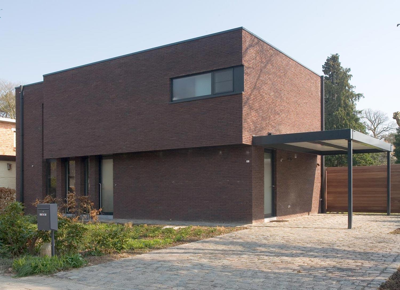 Project geselecteerd in belgisch budget bouwboek editie for Budgetplanner nieuwbouw